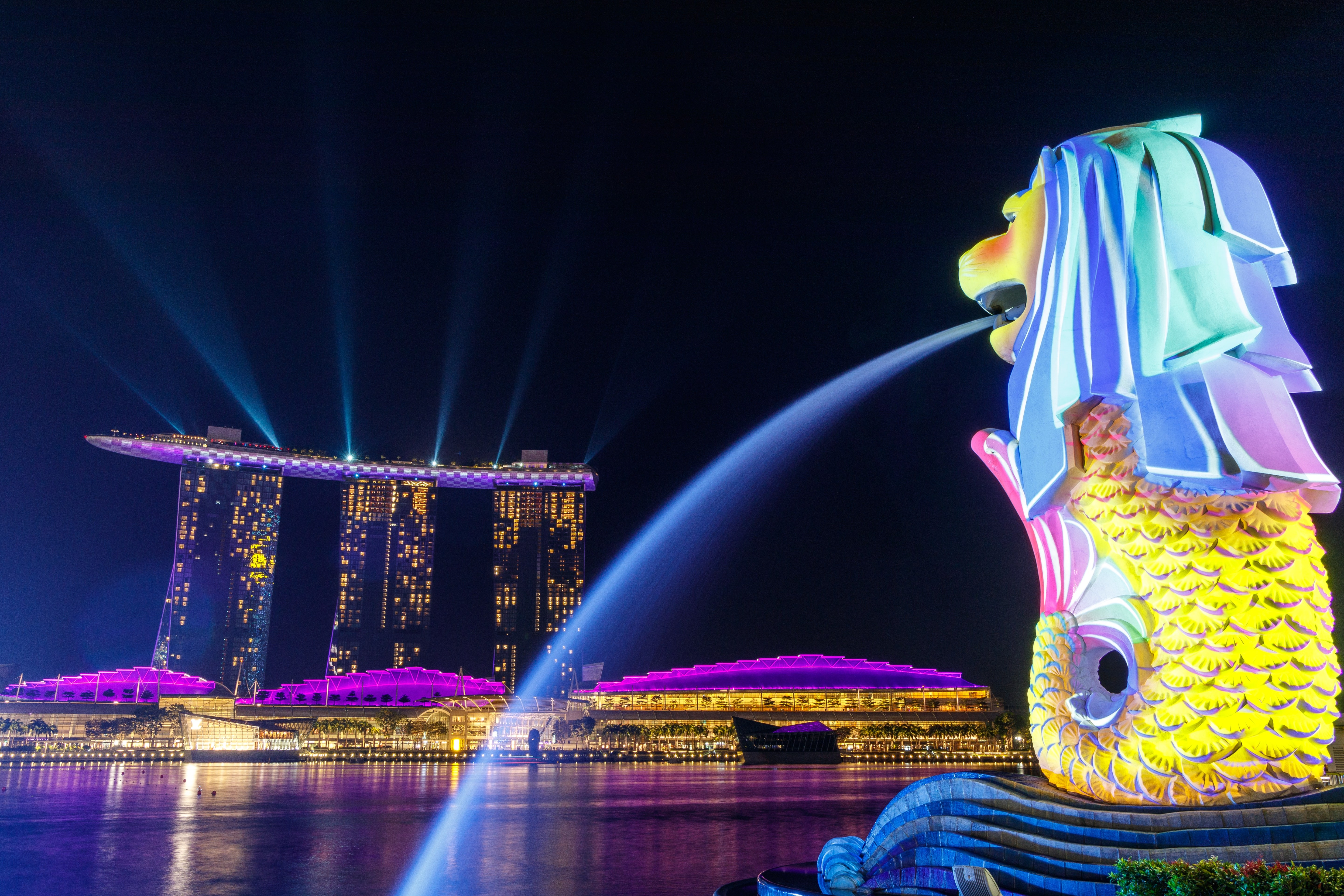 Get a Singapore toll free